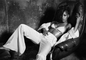 Keke Palmer in sexy photoshoot for Interview magazine (Photos)