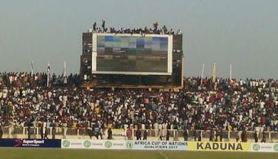 Nigeria vs Egypt photos1