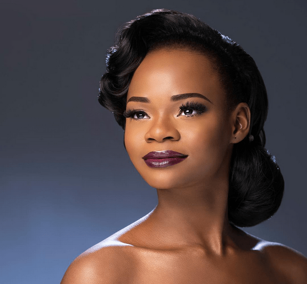 , Olajumoke looking gorgeous in new portrait (Photo), Effiezy - Top Nigerian News & Entertainment Website