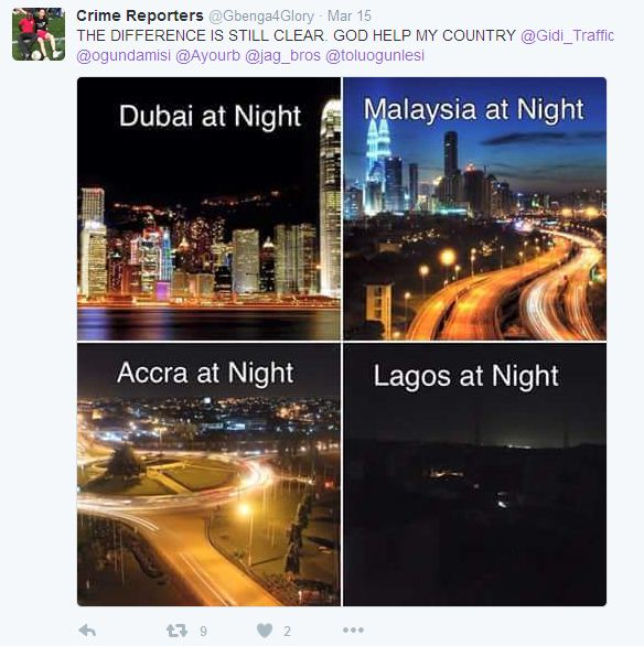 which city do you prefer at night