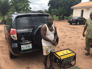 Troops burst kidnapping syndicate in Ohafia, Abia State,