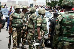 , Just In: Nigerian Soldiers to be withdrawn from Aba and Umuahia on Friday – Governor Ikpeazu, Effiezy - Top Nigerian News & Entertainment Website