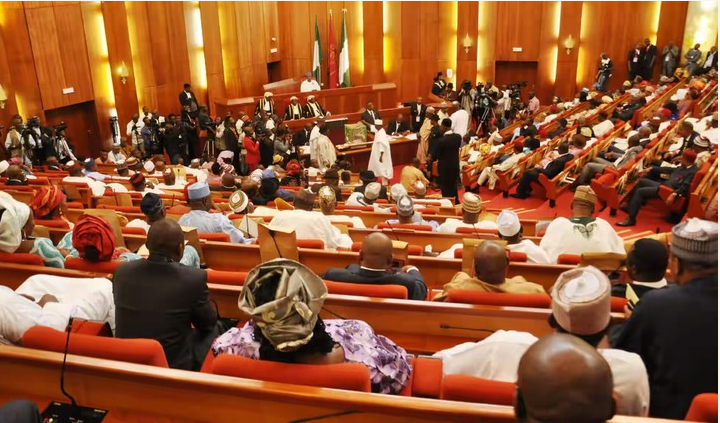 , Why we won't disclose our salaries – Nigerian Senate, Effiezy - Top Nigerian News & Entertainment Website
