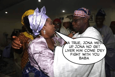 Obasanjo and Patience Jonathan2