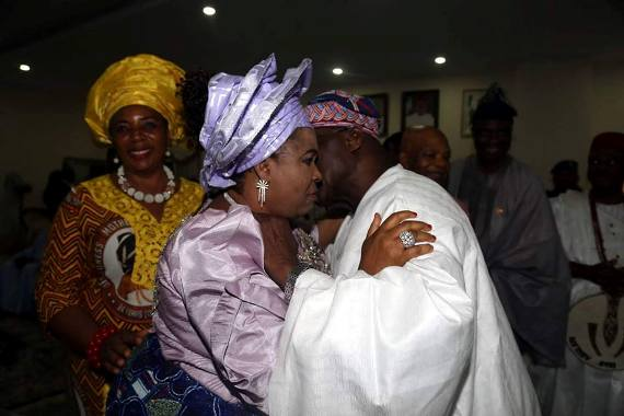 Olusegun Obasanjo and Patience Jonathan1