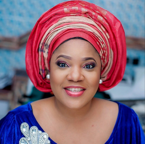 I'll remain single or marry a white man – Toyin Aimakhu