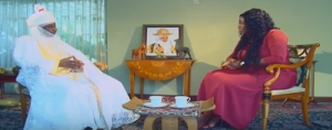 Emir Sanusi talks about how $20bn vanished from the state coffers (Video)