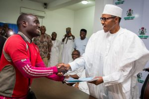 I regret trekking for Buhari's election victory – Man who walked from Lagos to Abuja says