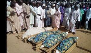 Man kills his father, mother, 2 sisters In Yobe state (Photo)