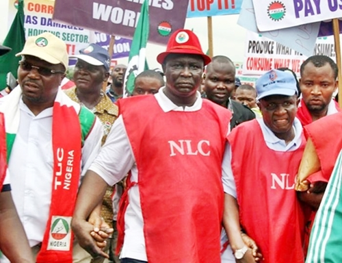 , NLC Nationwide Strike Starts On Thursday, 27/09/18 (See Memo), Effiezy - Top Nigerian News & Entertainment Website
