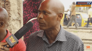 Watch as Nigerians react to fuel price hike (Video)