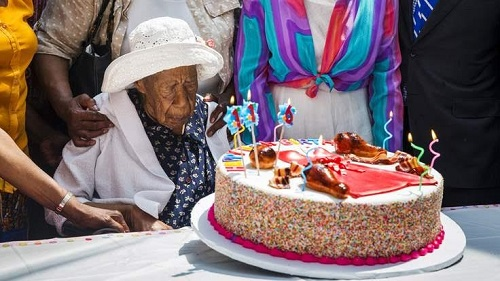 Susannah Mushatt Jones world's oldest person dies