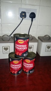Tomato Crisis: Look at what a London friend is sending to his sister in Nigeria (Photo) [Another Laugh]