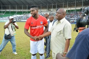 , Governor Wike appoints Joseph Yobo as special aide on sports development, Effiezy - Top Nigerian News & Entertainment Website