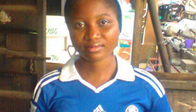 Yewande Busari electrocuted in Lagos
