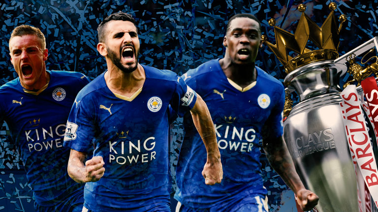 leicester title winners
