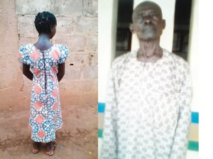 75-year-old farmer allegedly rapes 11-year-old girl with autism in Ogun (Photo)