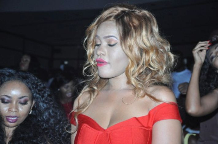 See scary make up of Ghanaian ladies1
