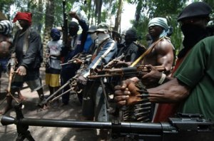Niger Delta Militants threaten to blow up Aso Rock, DSS Headquarters, NNPC towers, National Assembly, others