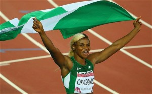 35 Nigerian athletes to compete at the Rio 2016 Olympics