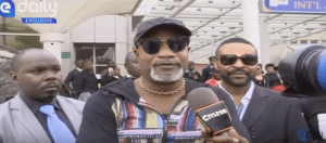 Congolese singer Koffi Olomide has been deported from Kenya, after arrest