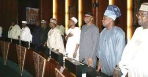 Nigerian State governors