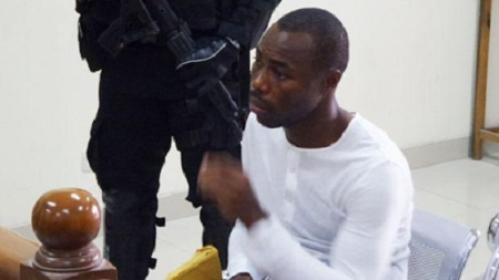 Michael Titus Igweh among the 4 Nigerians facing execution in Indonesia