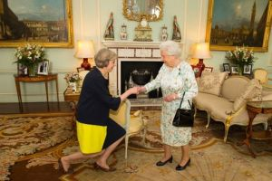 Theresa May becomes UK's second female Prime Minister (Photos)