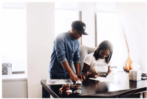 Tiwa Savage signs with Jay Z's Roc Nation (Photos)