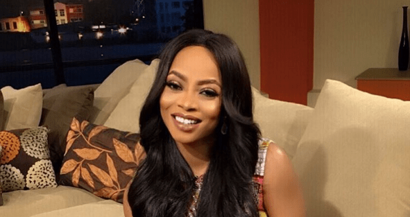 """, Toke Makinwa: """"I Have Big Booty, My Waist Too Tiny To Fit Anything"""", Effiezy - Top Nigerian News & Entertainment Website"""