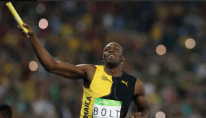Usain Bolt wins 9th Gold medal to end a breathtaking Olympic career (Photos)