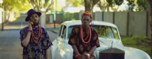 Patoranking ft. Phyno – Money (Official Music Video)