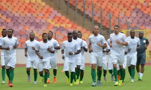 , Super Eagles Players Rock T-shirt With Carl Ikeme's Face On It To Show Him Support, Effiezy - Top Nigerian News & Entertainment Website