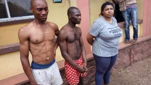 Police arrest banker-wife, two others over assassination attempt on her husband (Photo)