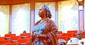 'I am proud to be in the kitchen and even the other room' – Sen. Binta Garba
