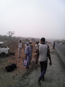 Eight persons die in auto crash in Jigawa state