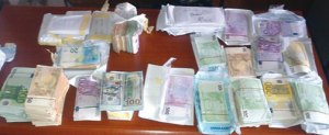 NDLEA seizes N175m from suspected drug traffickers (Photos)