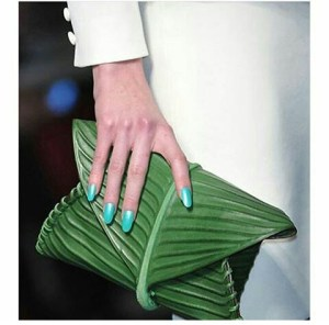 Will you rock this plantain leaf inspired bag?