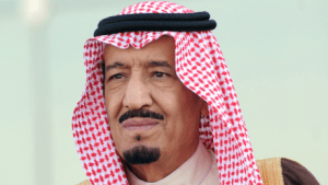 Saudi King Salman hopes Trump brings stability to Middle East