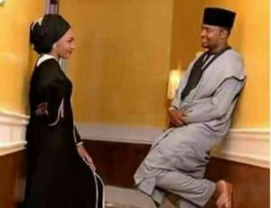 Finally! Pre-Wedding photo of Zahra Buhari and Indimi surface,wedding to hold December 16th