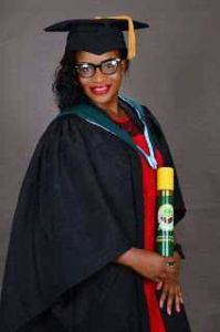 Beauty and Brains: Mbah Anita bags best graduating students award with 4.85CGPA