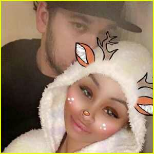 Blac Chyna and Rob Kardashian make up