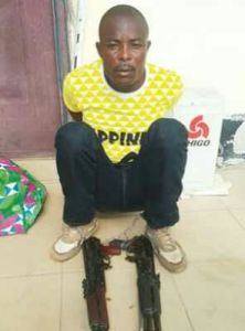 Police arrest militant who wanted to bomb third mainland bridge