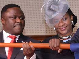 Gov. Ben Ayade, advises sex abstinence, says 'I married my wife as a virgin'
