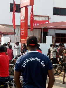 Armed Robbers storm, attack and steal millions of Naira from UBA bank in Ukpor, Anambra state (Photos)
