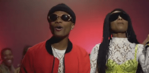 "Efya: ""I have never had sex with Wizkid, but he dated my sister"" (Video)"