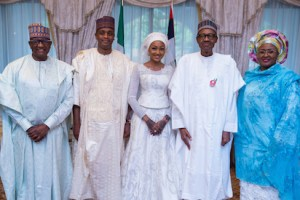 President Buhari gave his daughter out for 12 gold coins (Photos)