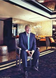 , Donald Trump host two Chibok girls at the white house (Photo), Effiezy - Top Nigerian News & Entertainment Website