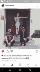 , Prettymike Challenge:Lady puts two men on leash, Effiezy - Top Nigerian News & Entertainment Website