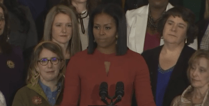 Watch: Michelle Obama deliver tearful final speech as First Lady (Video)